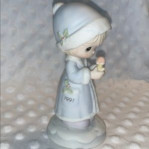 1991 May Your Christmas Be Merry PM figurine